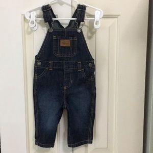 Carters jean overalls 6 months